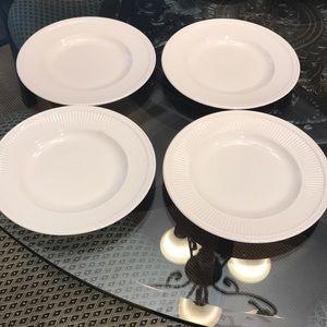 Wedgwood Windsor 4 Salad Plates